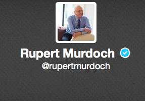 Social Media Meltdown of the Week: Rupert Murdoch